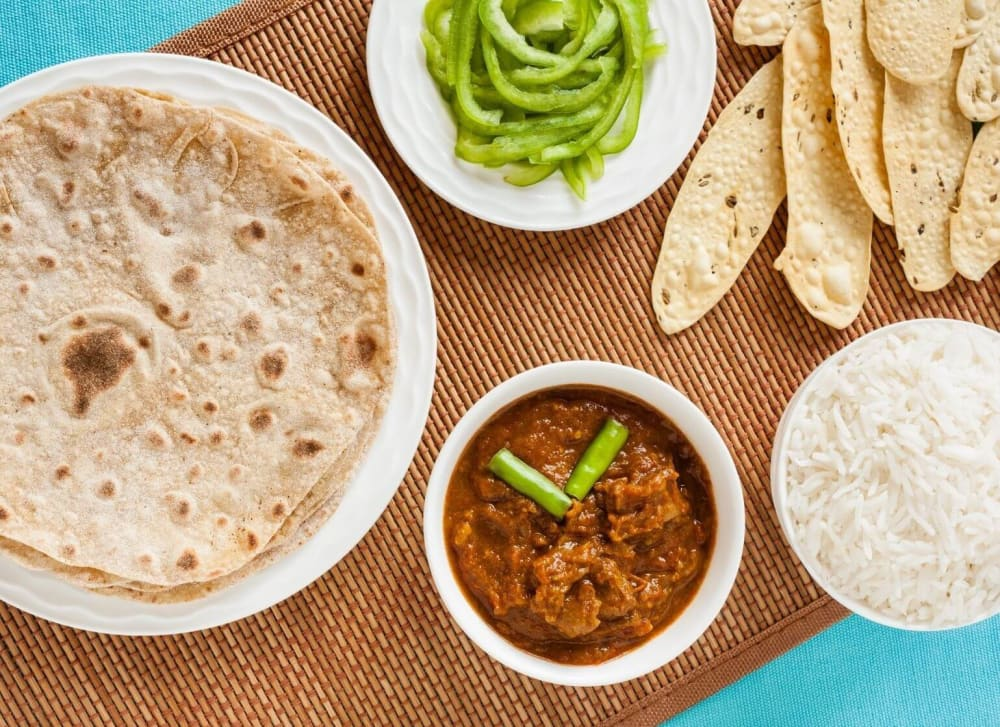 How Many Calories In Roti & Is Chapati Good For Weight Loss?