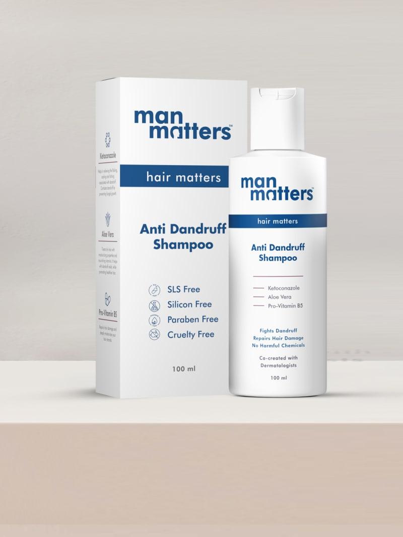 Anti Dandruff Shampoo For Men
