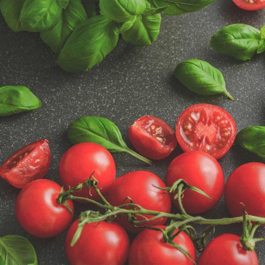 Tomato as DHT blocker