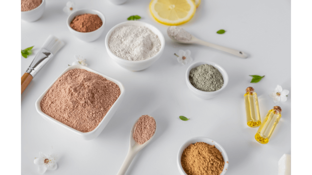 Kaolin clay in India