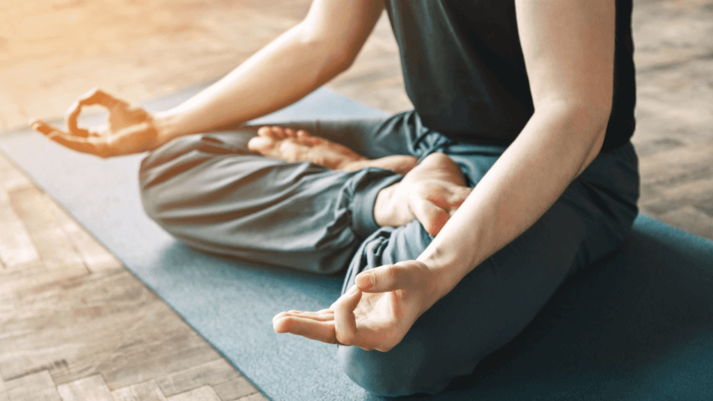 5 Yoga Mudras to increase your sperm count