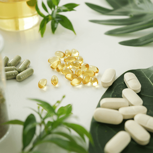 DHT Blocking Supplements and Vitamins