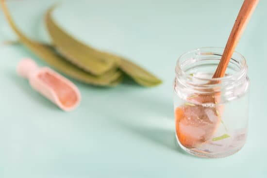 Aloe vera, shampoo or juice