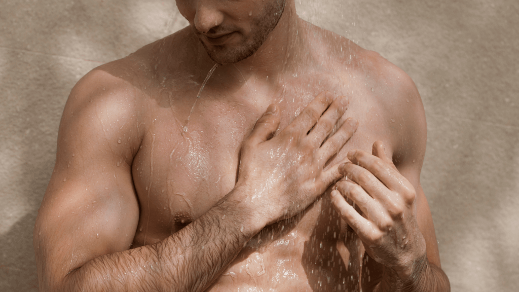 Use Intimate wash daily in the shower