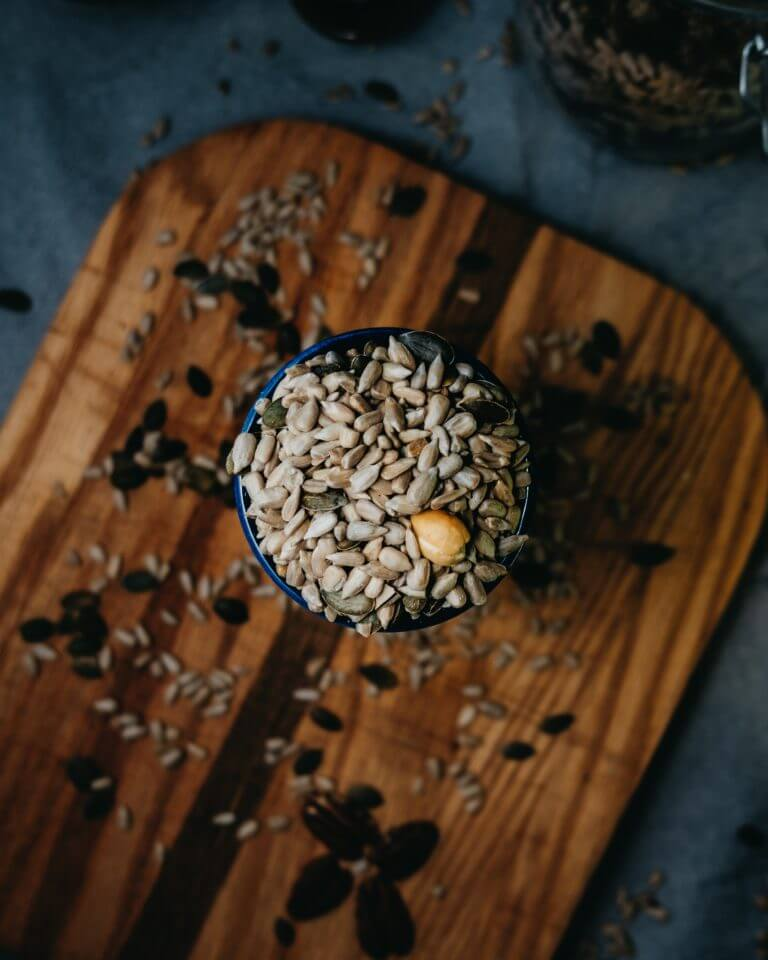 Pumpkin Seeds increase your sperm count