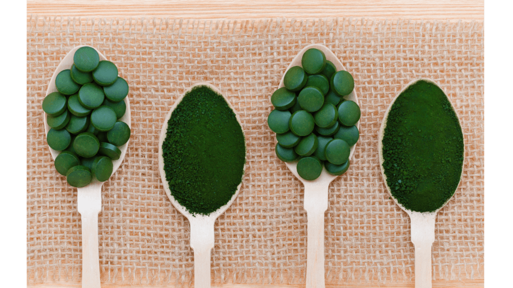 How Does Spirulina Benefit the Skin? 