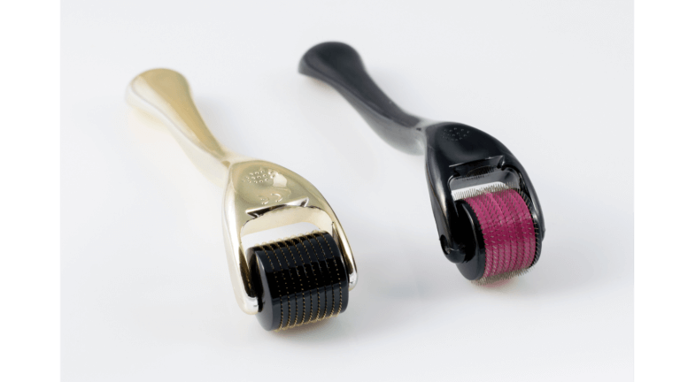 How often you should clean your derma roller