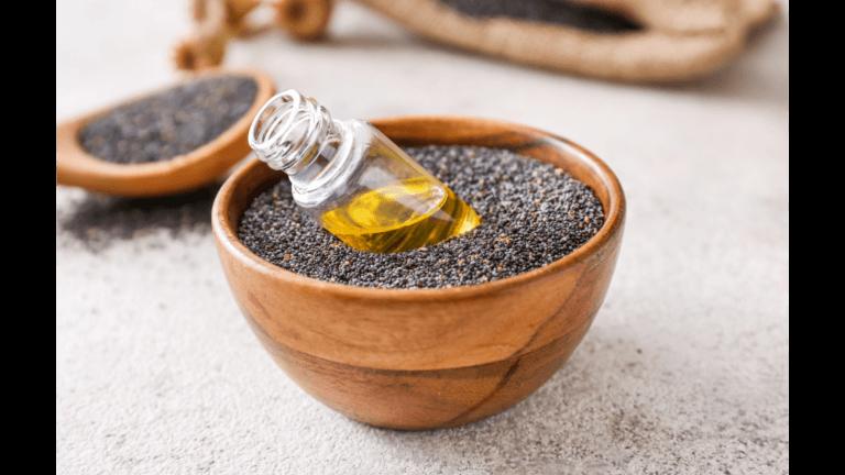 Poppy seed benefits
