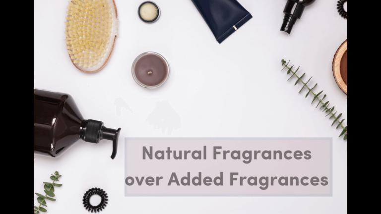 Added fragrances are harmful shampoo ingredients.