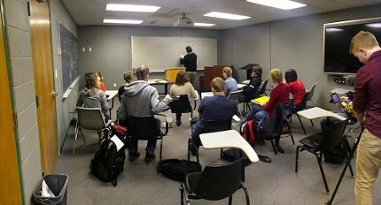 Drury Communication: Tech-Savvy Classroom