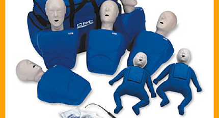 Help Us Purchase CPR Mannequins