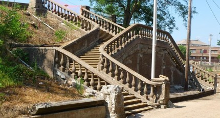 Restore the Historic Poplar Bluff Depot Staircase