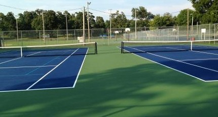 White Park Tennis & Basketball Improvements