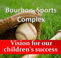 Bourbon Boosters Club for The Bourbon Sports Complex