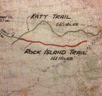 Missouri Rock Island Trail