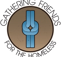 Gathering Friends for the Homeless
