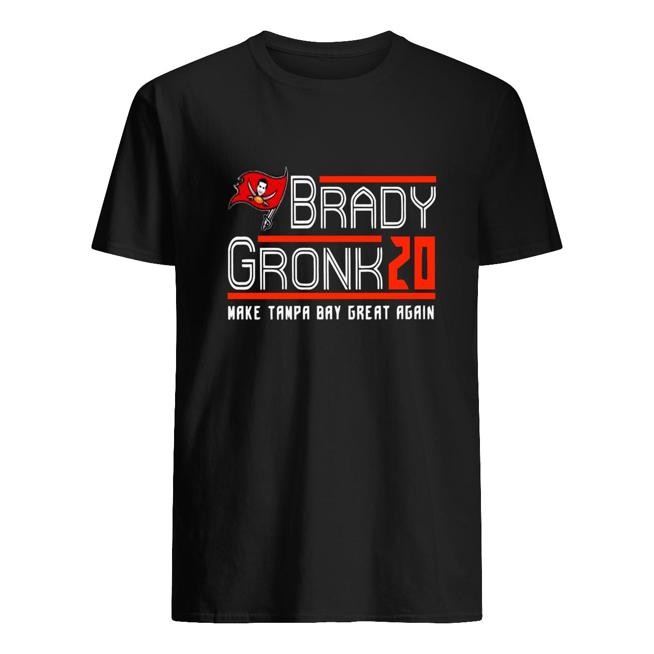 brady gronk 2020 make tampa bay shirt
