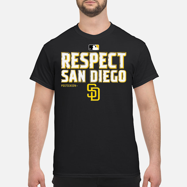 Respect San Diego T Shirts