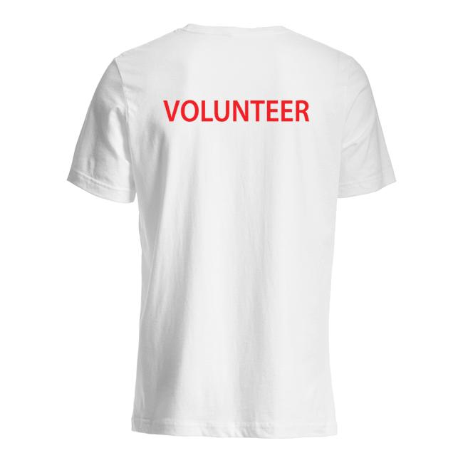 Unisex T-shirt back