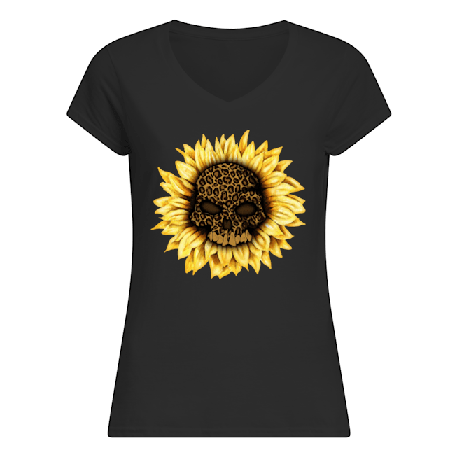 Women's V-Neck T-Shirt front