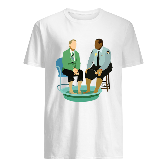 A Kiddie Pool And Mr Rogers Shirt