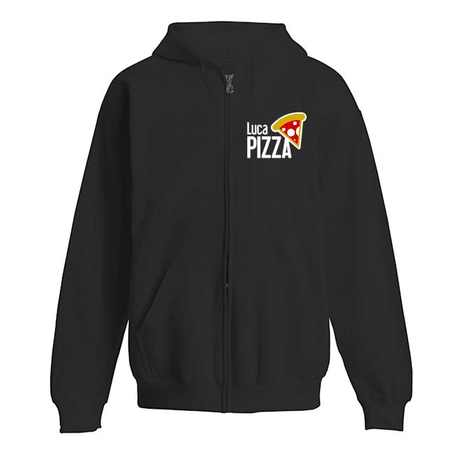 Zip Hoodie front