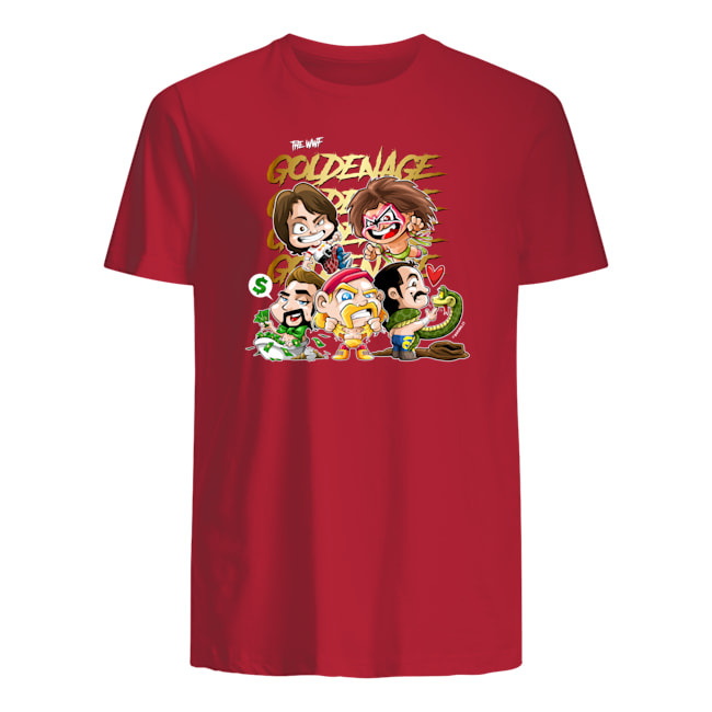 Unisex T-shirt front