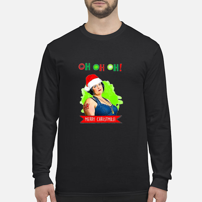 Nessa Ho Ho Ho Gavin Stacey Sugar Tits Christmas shirt