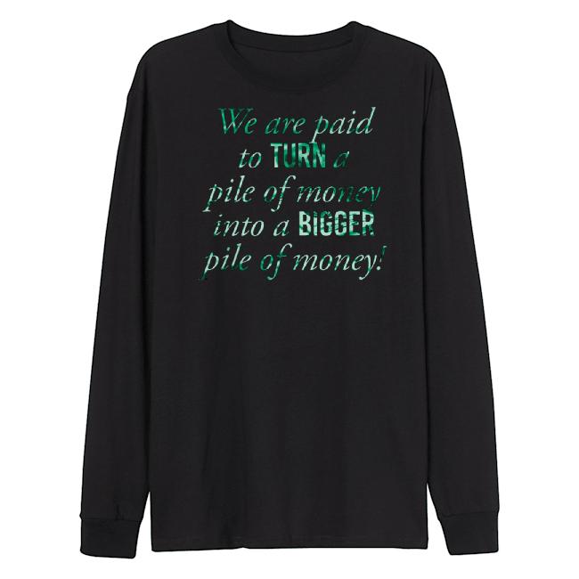 AKAR Long Sleeve T-Shirt front