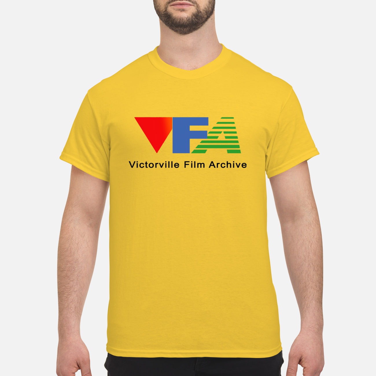 victorville film archive t shirt