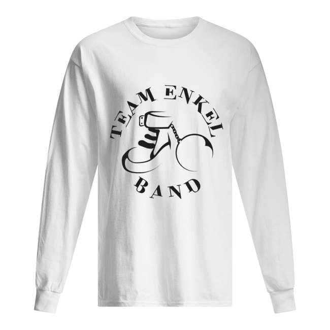 Men's Long Sleeved T-Shirt front