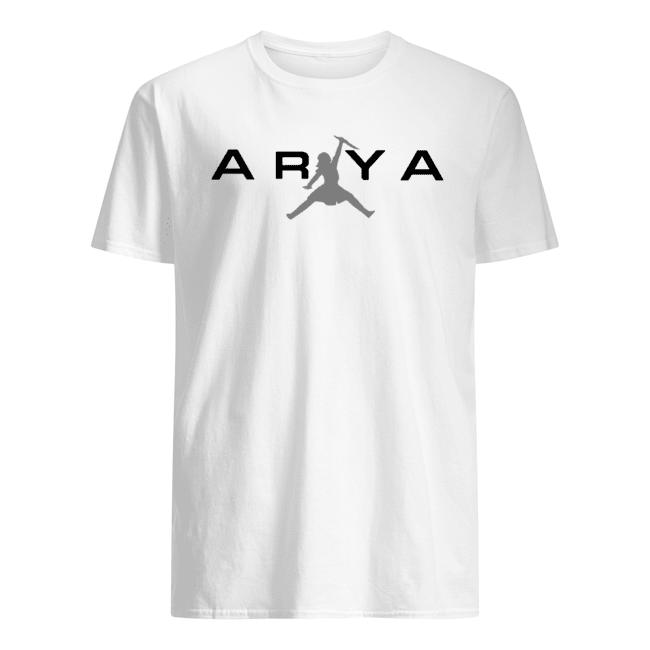 e806c3e51 Arya Stark Air Jordan Not today shirt - Punchtee's diary