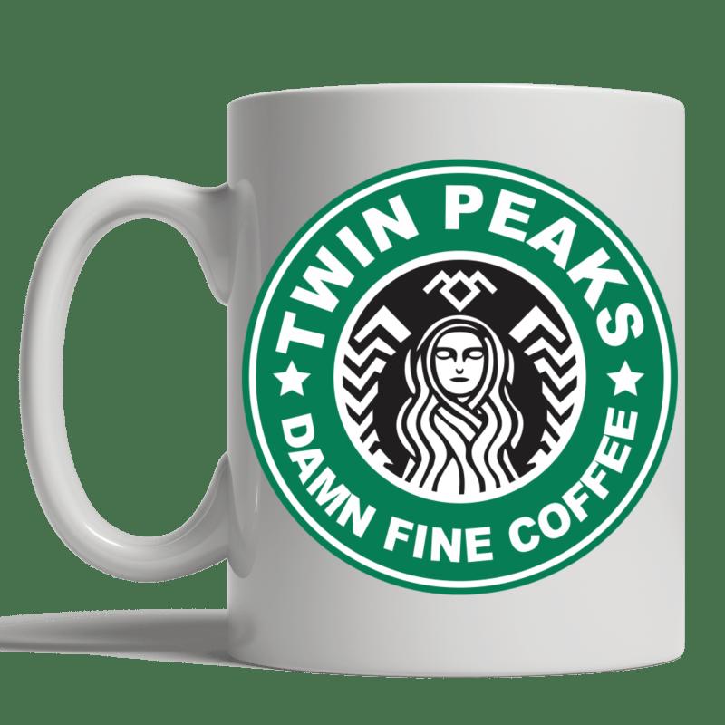 White Mug left