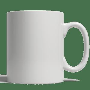 White Mug right