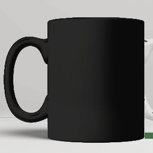Black Mug left