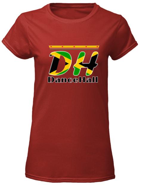 Women's T-shirt front