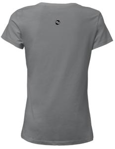 Women's T-shirt back