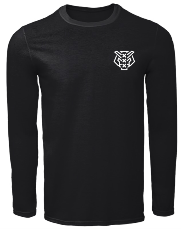 Men's Long Sleeved T-Shirt front