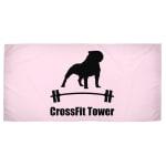 Towel front