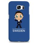 Samsung Galaxy Case S3-S7 Edge front