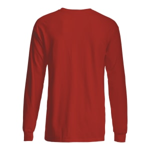 Men's Long Sleeved T-Shirt back