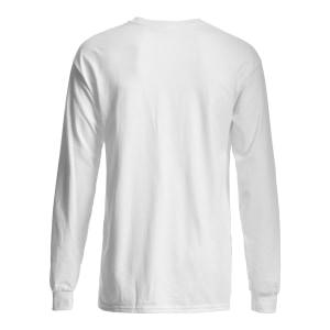 Men's Long Sleeved T-Shirt back
