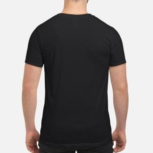 Men's V-Neck T-Shirt back