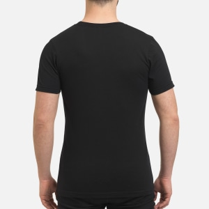Premium Men's T-shirt back