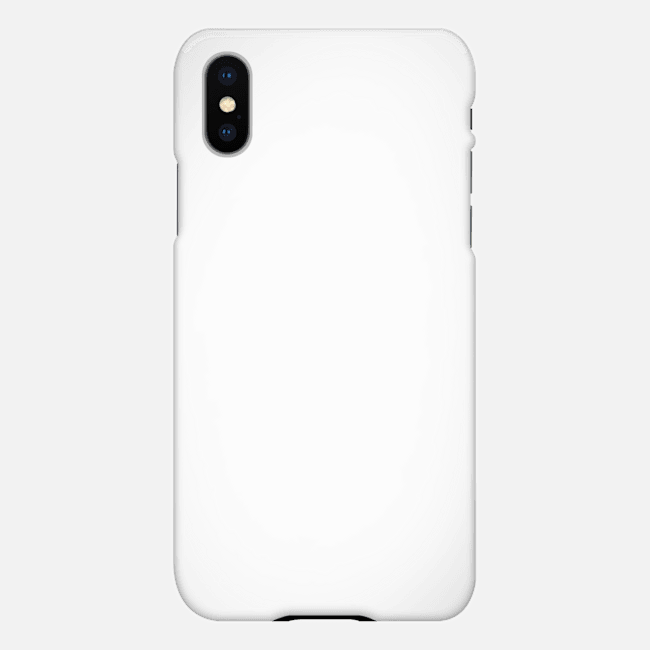 iPhone XR front