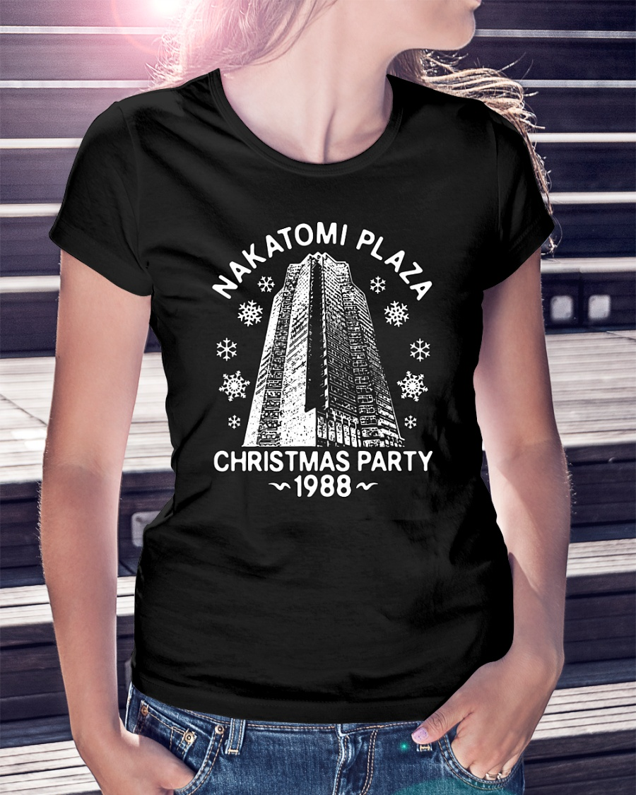 Tee4you - Shop funny t-shirt for you: Nakatomi Plaza Christmas party ...