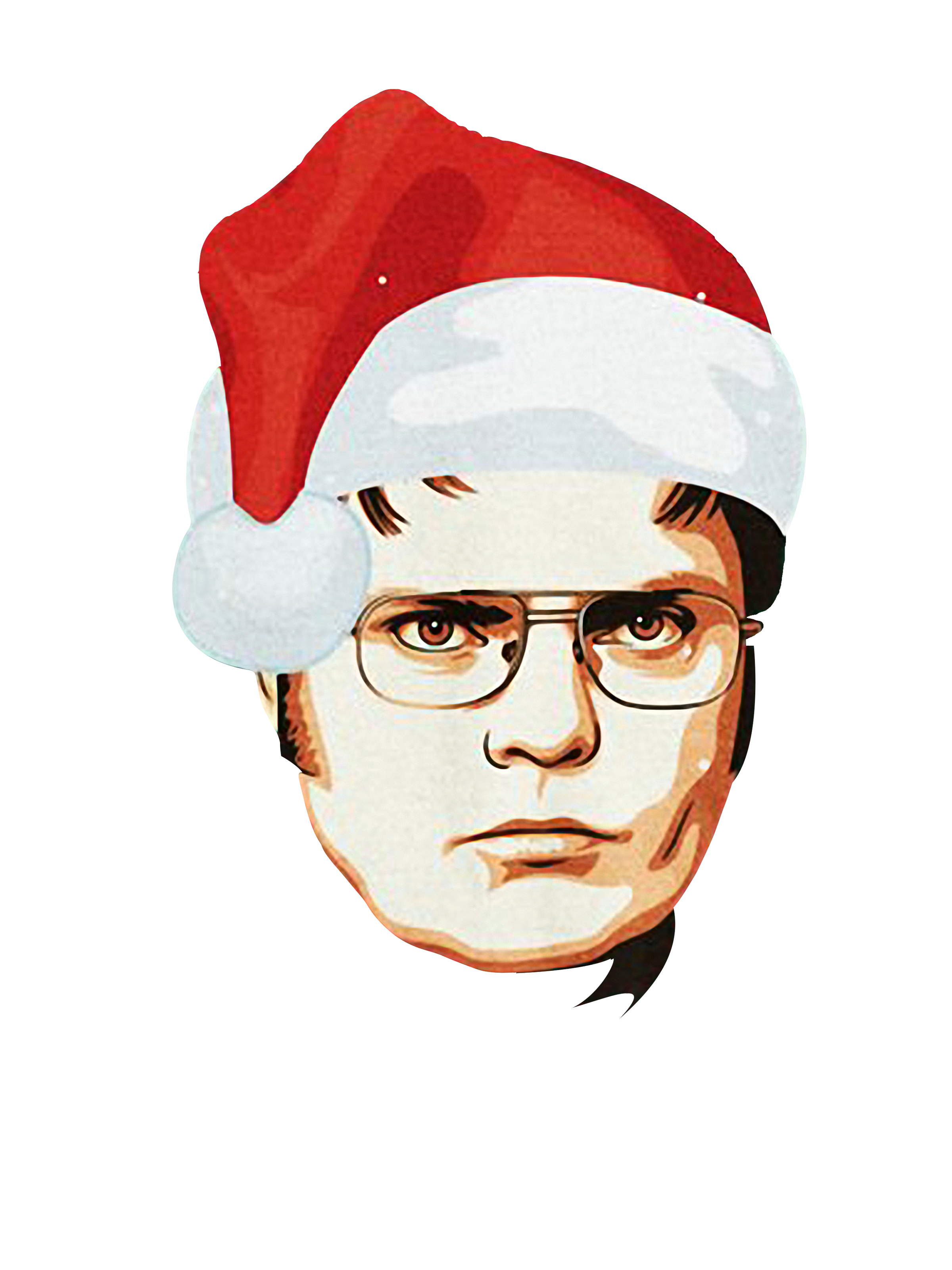 Dwight Schrute Ive Dreaming Of A Dwight Christmas Shirt Hoodie