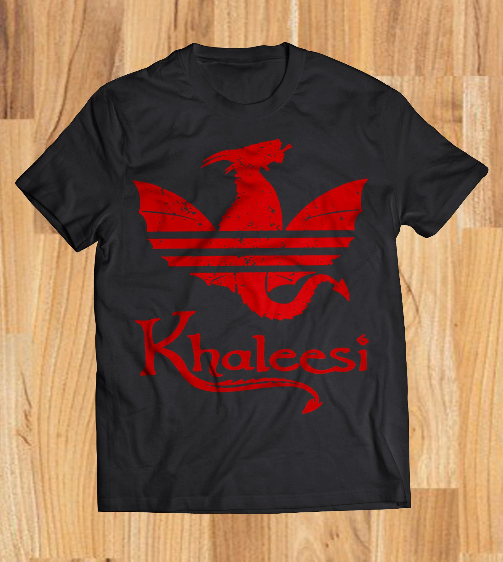Que pasa trabajo bordillo  Game of thrones Adidas Khaleesi shirt