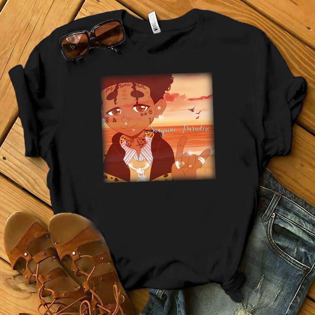 Sanguine Paradise Lil Uzi Vert shirt