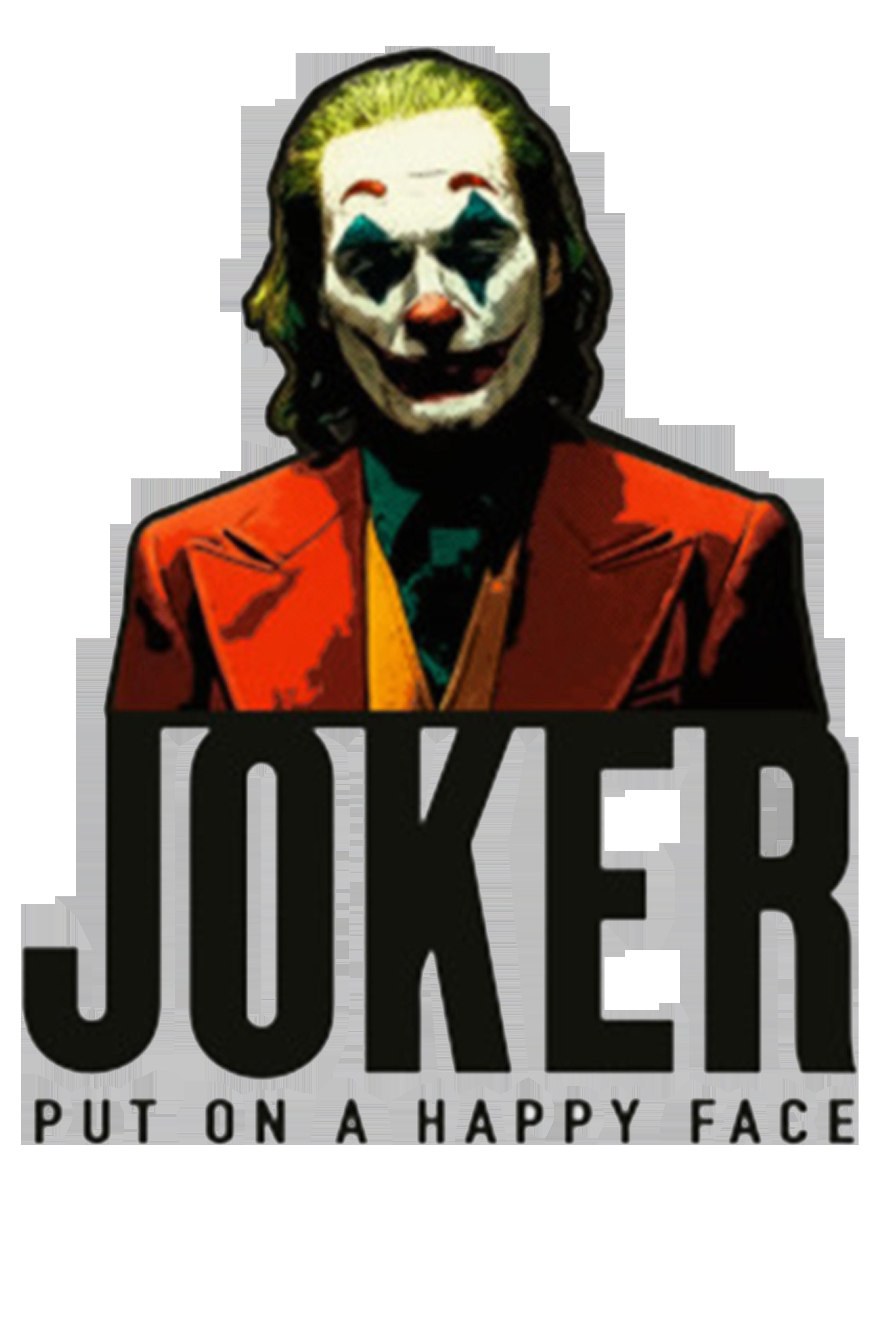 Joker Joaquin Phoenix 2019  Movies T-shirt